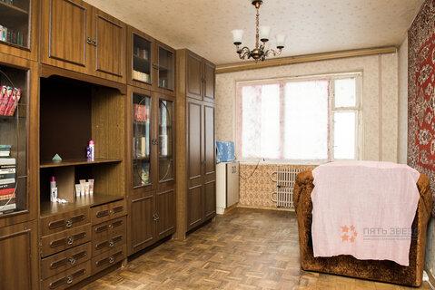Продается 2-комнатная квартира, Чеховский район, с. Новый Быт, д. 39.