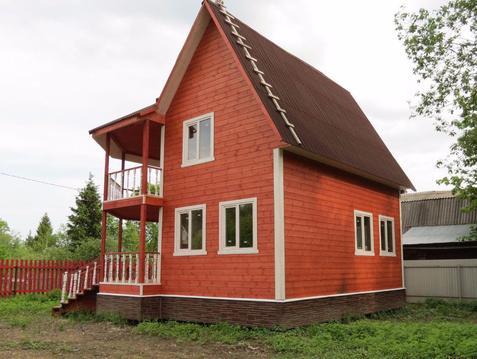 Дом 130 м2 у леса, Хозблок, 75 км по Ярославскому ш.