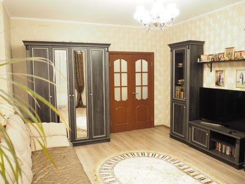 2-комнатная квартира, 65 кв.м., в ЖК «О'Пушкино»