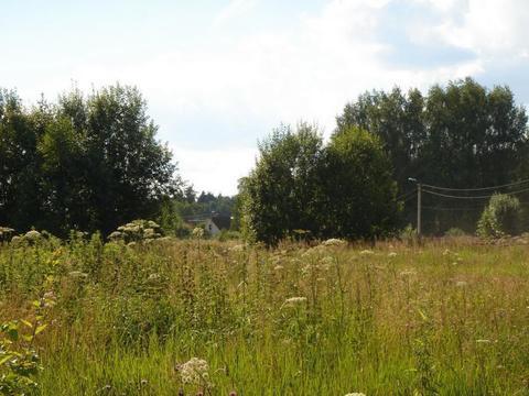 Продается зем.участок в д.Таблово Рузский район