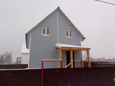 Купить дом из бруса в Истринском районе с. Рождествено