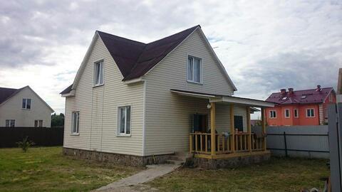 Дом в д. Пешково Чеховского района