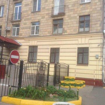 Продается трехкомнатная квартира (Москва, м.Авиамоторная)
