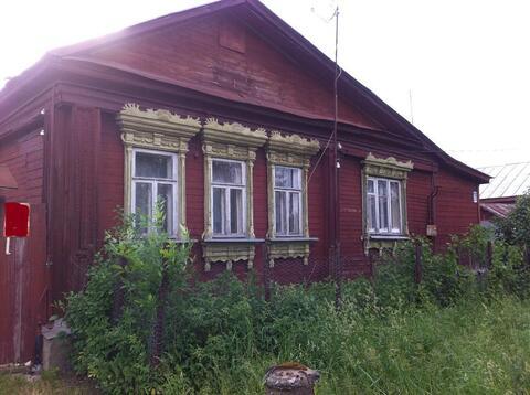 Доля дома для ПМЖ ул. Жуковская г. Егорьевск Моск. обл.