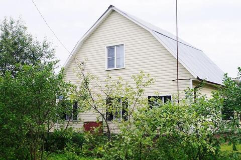 Дом 110 кв.м. в д. Рудины, Ступинского района.
