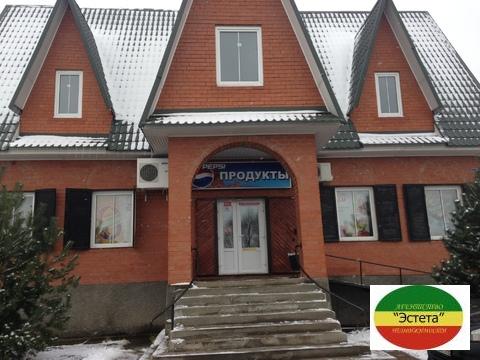 Продается торговое помещение 170 кв.м. Воскресенск ул. Ленинская