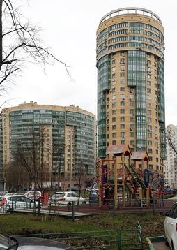 Квартира рядом с каналом Москвы