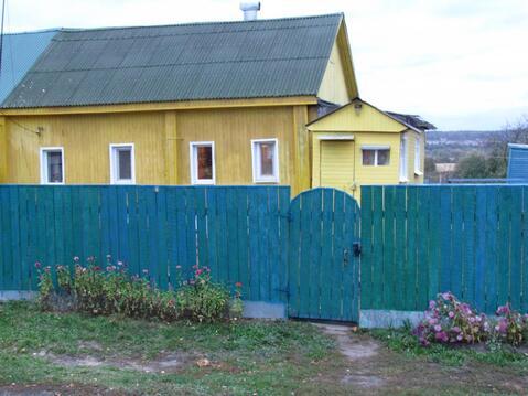 Продается дом в с. б.Руново Каширского района