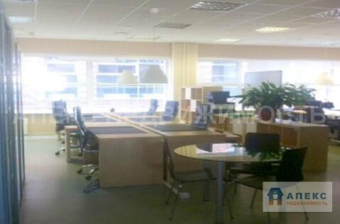 Аренда офиса 420 м2 м. Красносельская в бизнес-центре класса В в .