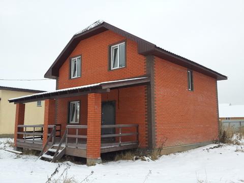 Продается новый дом 160м2 на 10сот с. Малышево, Раменский район