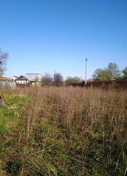 Продается земельный участок, Гаврилово, 10 сот