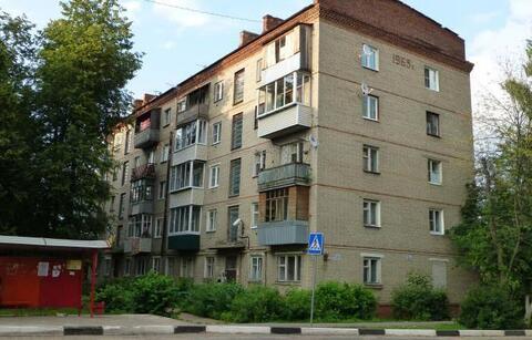 Однокомнатная квартира, Павловский Посад, ул. 1-я Пушкинская