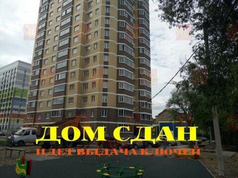 2-комнатная квартира, 57 кв.м., в ЖК на улице Краснознаменская, 17