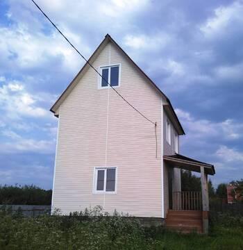 Купить дом из бруса в Одинцовском районе д. Дютьково
