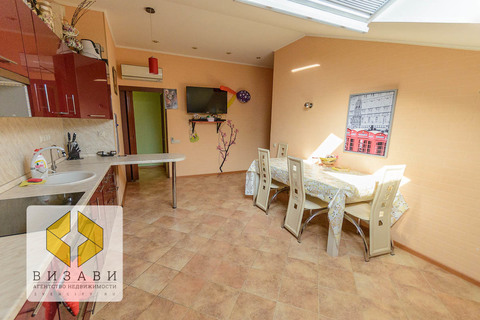 2к квартира 63 кв.м, Звенигород, ул Чехова, д. 1, центр города