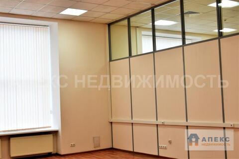 Аренда офиса пл. 1000 м2 м. Бауманская в бизнес-центре класса В в .