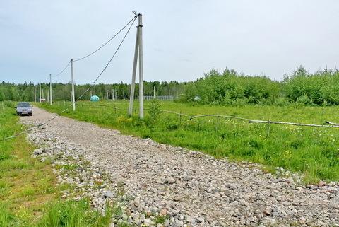 Участок 12,5 соток для ИЖС рядом с Истринским вдхр. 48 км от МКАД
