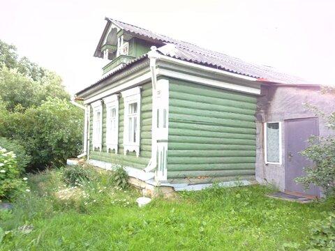 Дом д. Кузнецово, 5 км от г. Раменское.