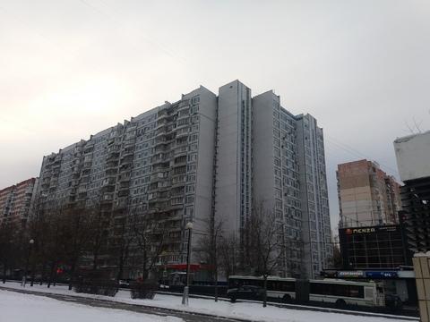 3-я квартира в Крылатском