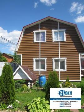 Дом 108 кв.м, г. Красноармейск, СНТ «Лепешки»