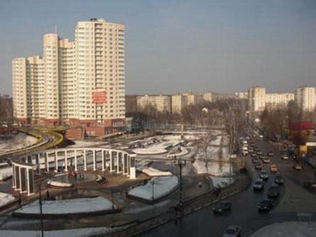 2х комнатная квартира 63 кв.м. в центре г. Пушкино ЖК