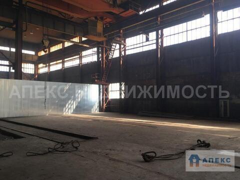 Аренда помещения пл. 820 м2 под склад, производство, Домодедово .