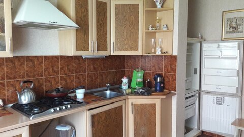 Сдам отличную 3к кв в Чехове, ул. Чехова, с большой кухней, просторным