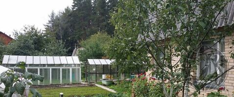 Кирпичный дом на ухоженном участке Климовск, г.о. Подольск, СНТ Заря