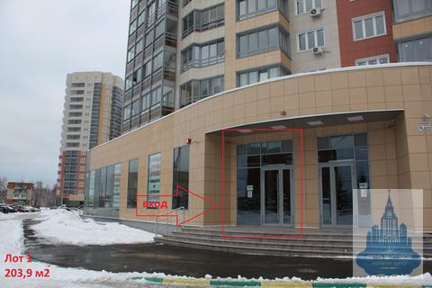 Аренда г. Подольск, ул. Бородинский бульвар дом 12 (203,9 и 206,2 м2)
