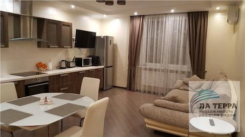2-комнатная квартира, 83 кв.м., в ЖК «Альбатрос»