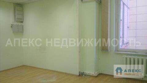Аренда офиса пл. 209 м2 м. Кантемировская в административном здании в .