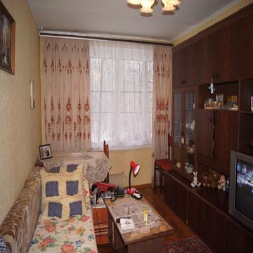 2-к квартира рядом с парковой зоной в ЮЗАО