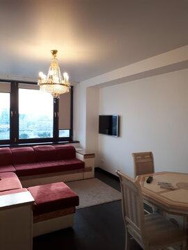 Улица Новый Арбат дом 10, 3-комнатная квартира 70 кв.м.