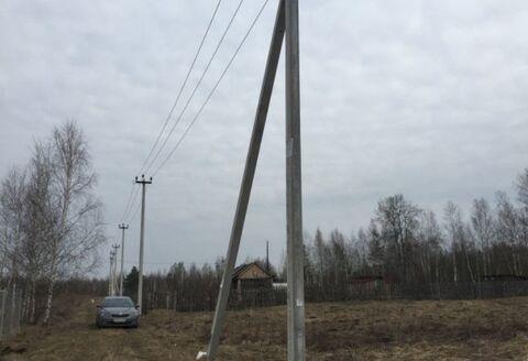 Продажа участка, Сумино, Павлово-Посадский район, Яблонька СНТ