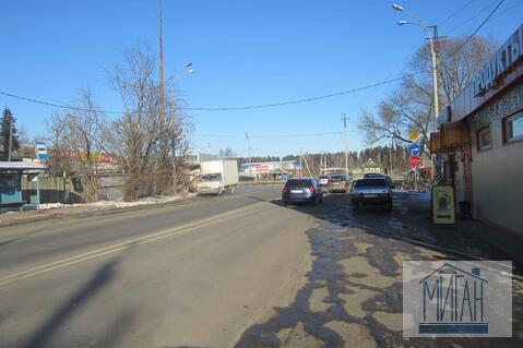 1-ая линия Ленинградского шоссе в сторону области.