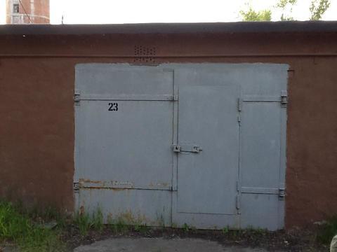 Продам гараж 30 кв.м г. Щербинка ул. Железнодорожная