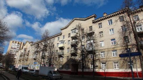 Трехкомнатная квартира метро Кунцевская