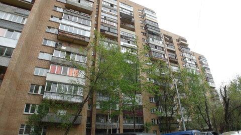 Москва, ул. Флотская, дом 27