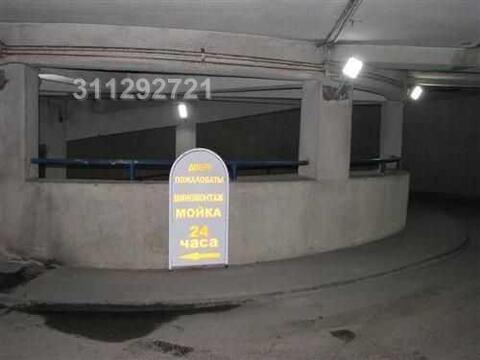 Продается арендный бизнес-автомойка, расположенная в подземном паркинг