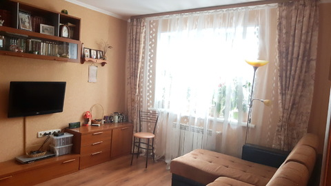 """1-комнатная квартира, 36 кв.м., в ЖК """"на улице Молодёжная"""" г. Подольск"""