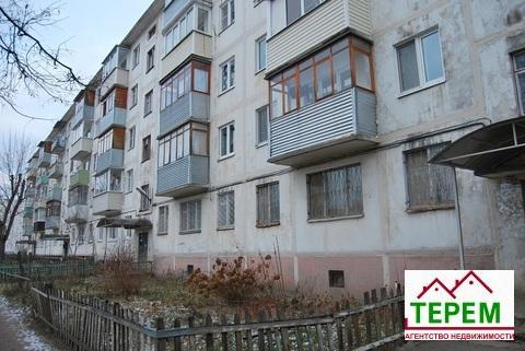 Продаётся 2-х комнатная квартира в г. Серпухов, ул. Космонавтов.