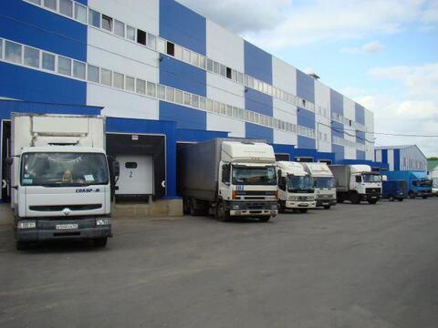 Новый складской комплекс 9900 кв.м.