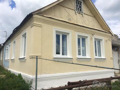 Кирпичный дом с коммуникациями в Коломне, д.Солосцово
