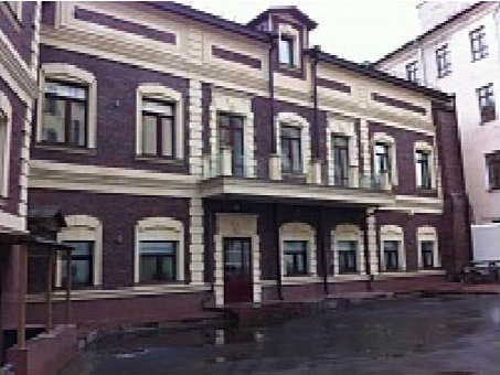 Офис по адресу Бобров пер, д.4, стр.4