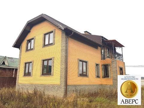 Жилой дом 200 кв. м д.Зверево ул.Спасская