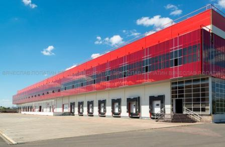 Теплый склад 1 500 м2 класса А в Щелково