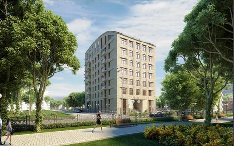 4-комн. квартира 136,6 кв.м. в доме премиум-класса в ЦАО г. Москвы