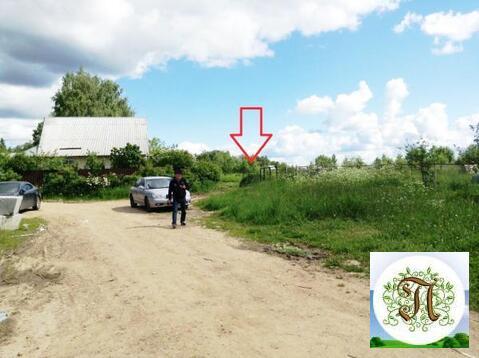 Продажа участка, Некрасовский, Дмитровский район, Первый переулок