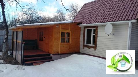 Мечта пенсионера. Уютный домик с баней рядом с озером и вековым хвойны