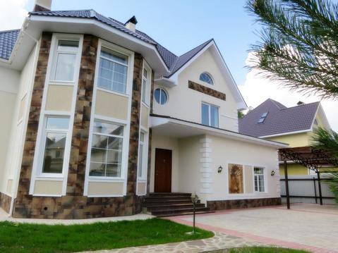 Дом под ключ 350 м2 (кирпич) 11 соток 27 км Киевское шоссе ИЖС